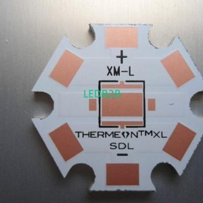 THERMEON  XM-L  DLC MCPCB