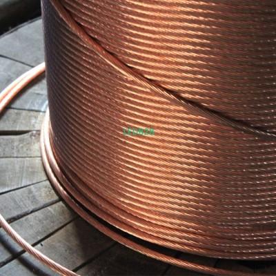 Bare Copper Strand Wires