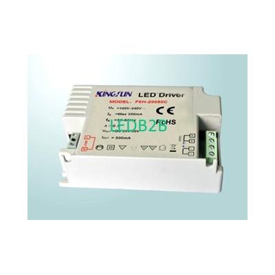 External drive power supply termi