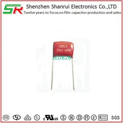Foil capacitor CBB13 PPN