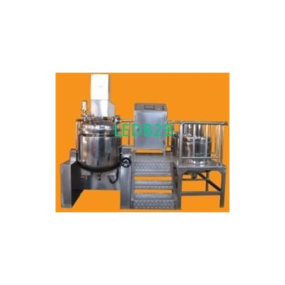 Dust Collectting Grinding Unit