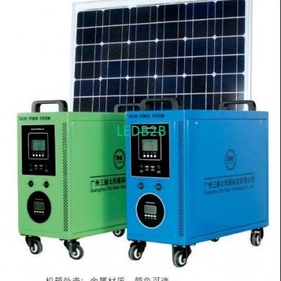 200W Solar Power System