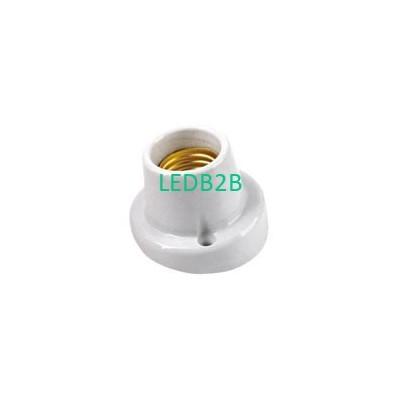 E27 ceramic lamp base