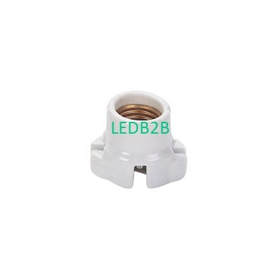 porcelain lamp holder E27