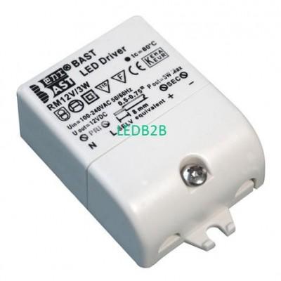 3W Constant Voltage LED Driver
