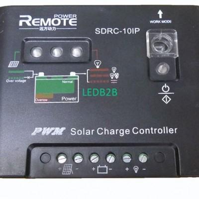12v 10A PWM solar charge controll