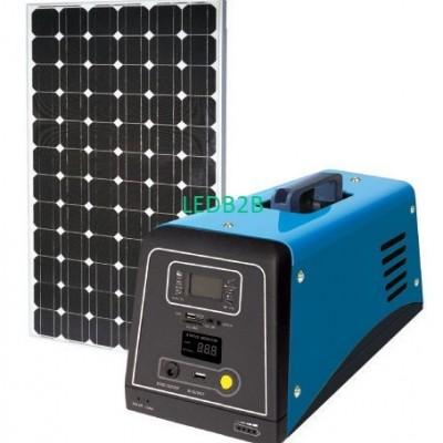 100W Multifunctional Solar Power