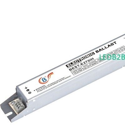 T8  electronic ballast for fluore