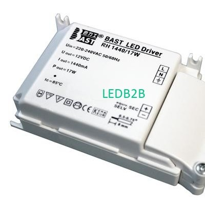 17W & 30W Constant Current Dimmab