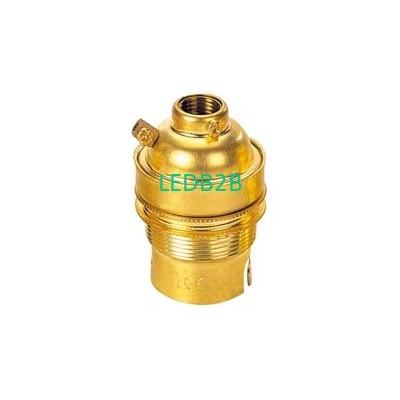 B22 metal lampholder