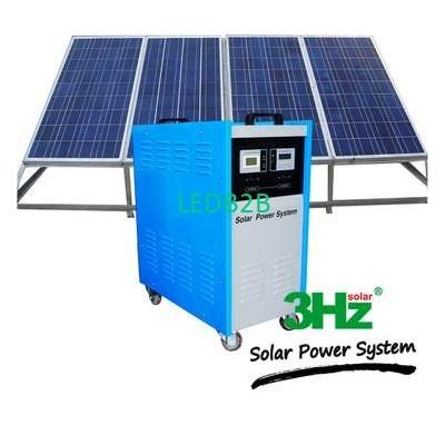 600W Solar Power System