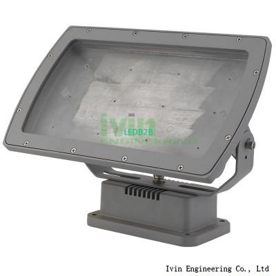 100W LED flood light shell AL6063