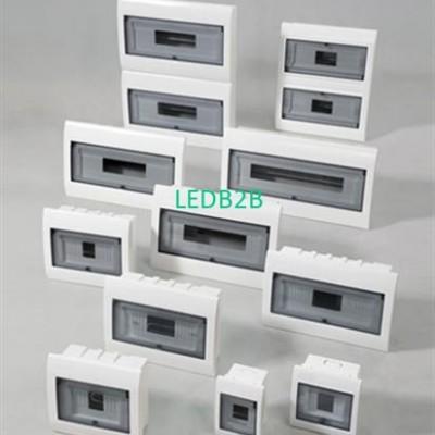 Distributing box T