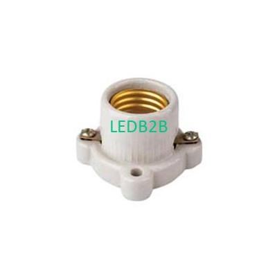 E27 porcelain lamp base