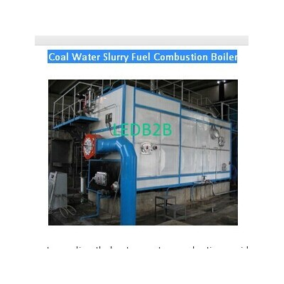 Coal Water Slurry Fuel Combustion