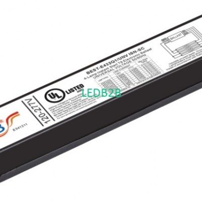 UL Electronic ballast for T8