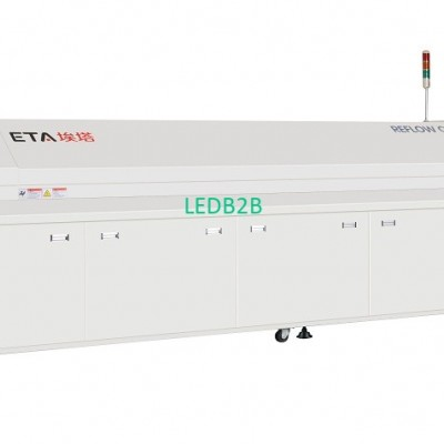 Lead-Free Hot Air Reflow Oven (10