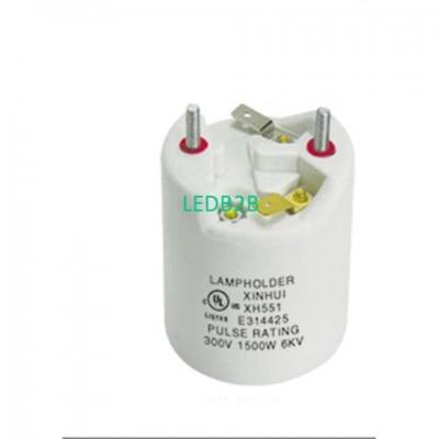 UL certify lampholder
