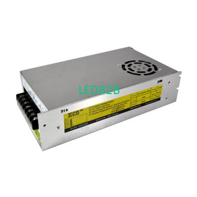 300W 12V LED driver for led signa