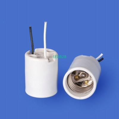 E39 F547-5N Porcelain lampholder