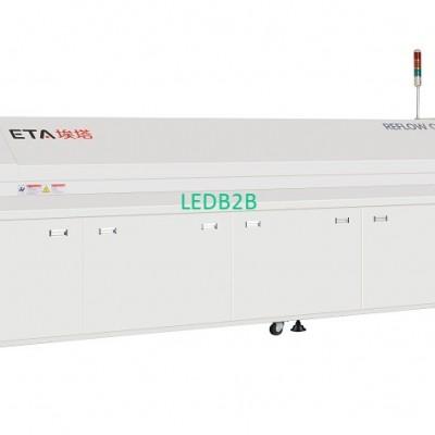 Lead-Free SMT Reflow Oven (10-zon