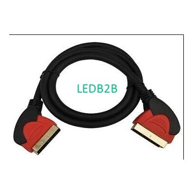 21pin Scart Cable