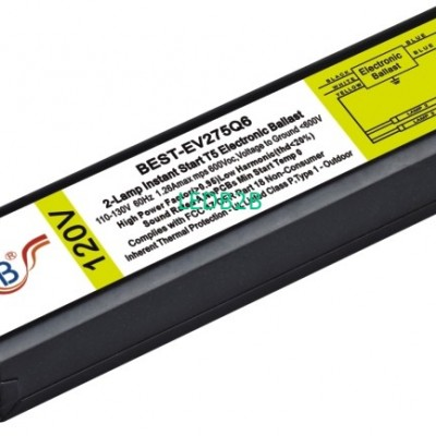 UL electronic ballast for T5/T12