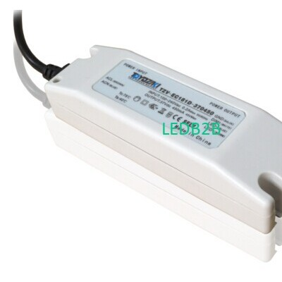 Dimmable 18W series LED driver wi