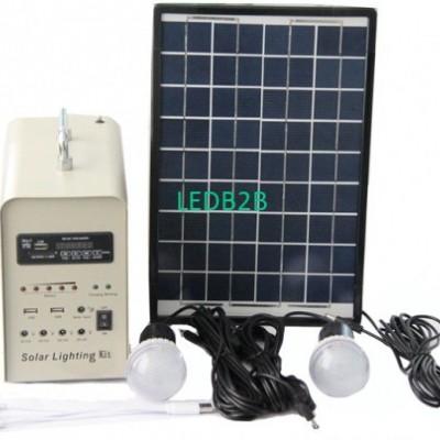 Solar Power Supply System SeriesS