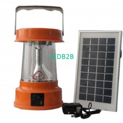 Portable Solar LightTD-838-6LED