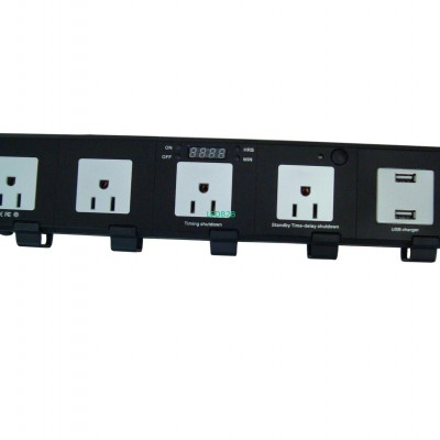 Extension Socket With Timer