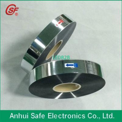 metallized Aluminum polypropylene
