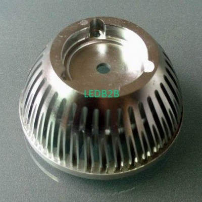 Forging LED lamp cup shell