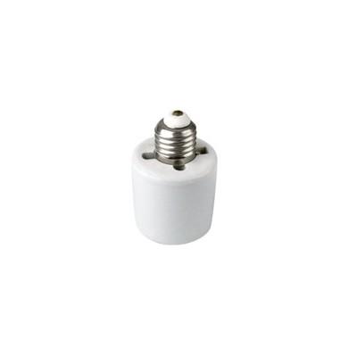 Porcelain lamp holder E27 to E40