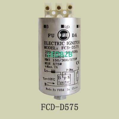 Electronic superimposed ignitors