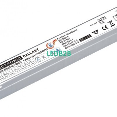 Standard Electronic ballast for T