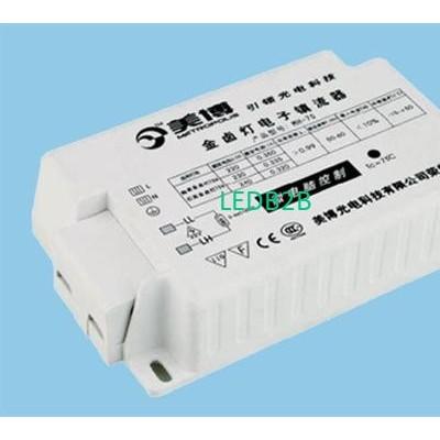 Halide electronic ballast