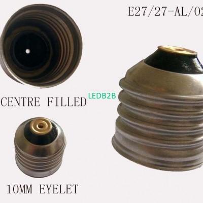 Lamp Cap E27 (E27/27-Al/02)