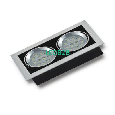 Aluminium profile for Grill Light