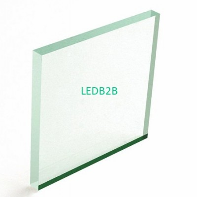 toughed glass