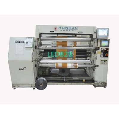 Easy tearing line laser cutting m