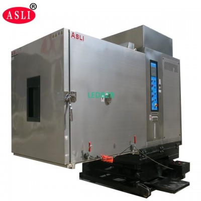 Combined climatic dynamic tester