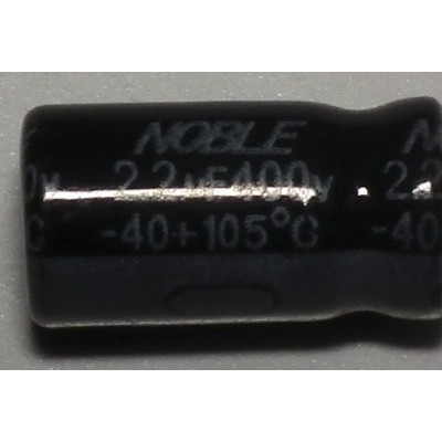 400v2.2uF 6X12 aluminum electroly