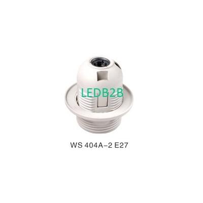 E27 WS 404A-2 BAKELITE LAMPHOLDER