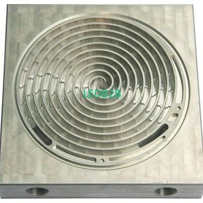 Water double volute radiator