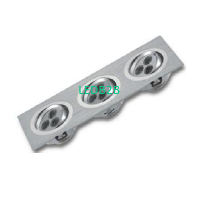 Aluminium Grill Lighting Parts Pr