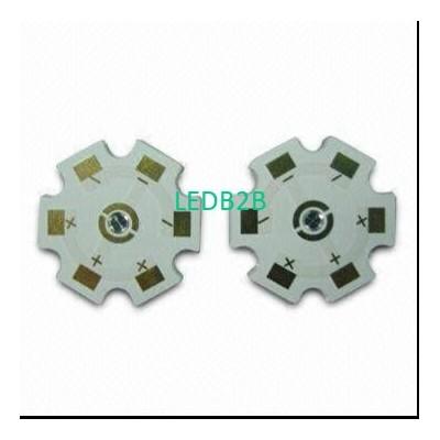 single sided led pcb,aluminum bas