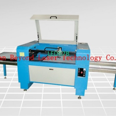 Movable work table laser cutting