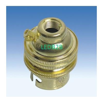 B22 lampholder 043110
