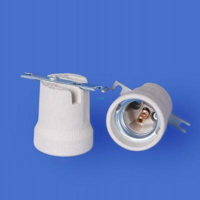 E27 F519+141 Porcelain lampholder